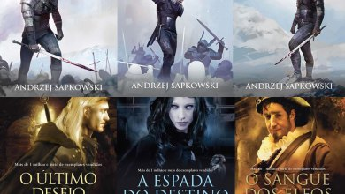 Foto de Dica | Os livros da série The Witcher e quais já saíram no Brasil!
