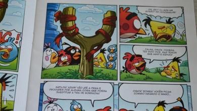 Foto de Galeria | Angry Birds em Quadrinhos -Já deu uma olhada?