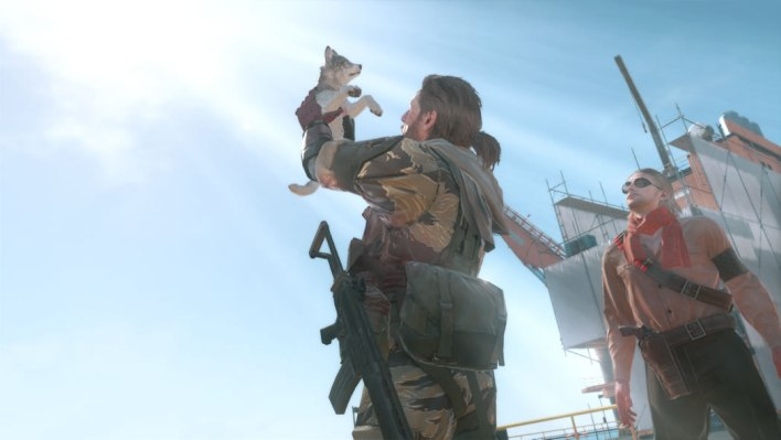 Metal Gear Solid V Canino