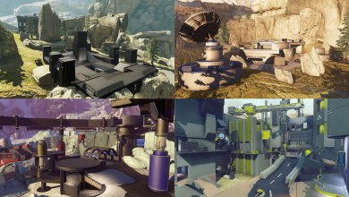 Foto de Halo 5  | Big Team Battle e mais 4 mapas para o multiplayer em breve!