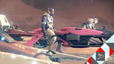 Photo of Destiny Ano 2 | É dado a largada para a Sparrow Racing League!