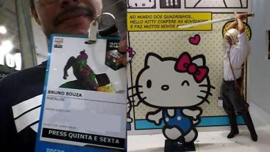 Foto de Opinião Extra | Uma quinta e sexta de Comic Con Experience 2015 (CCXP)