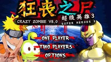 Foto de Jogo em Flash | Crazy Zombie 8.0