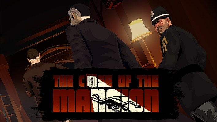 the case of the mansion