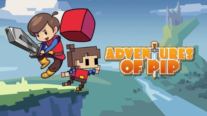 Adventures of Pip Keyart