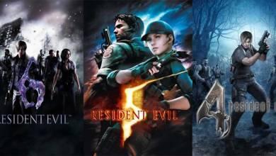 Foto de Resident Evil 6, 5 e 4 estão chegando no PlayStation 4 e Xbox One!