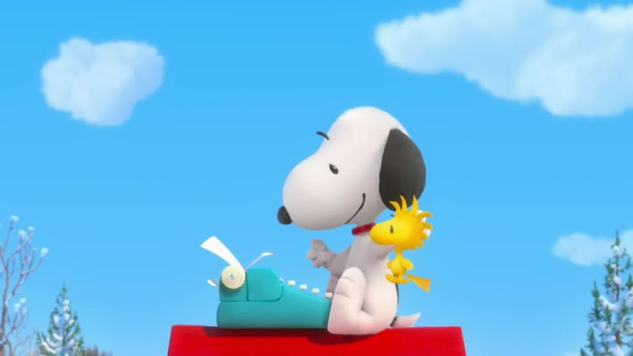 Snoopy e Charlie Brown Peanuts O Filme - 002