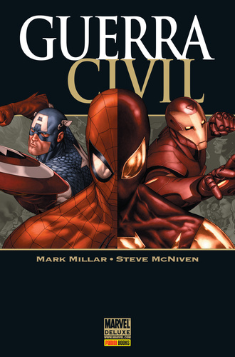 MARVEL DELUXE GUERRA CIVIL.indd