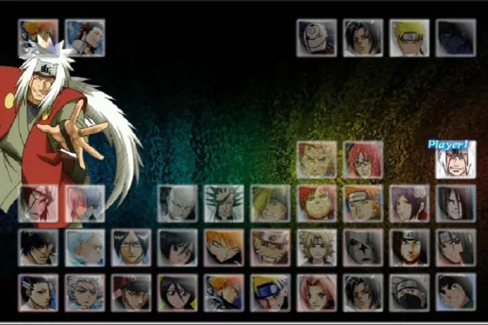 Bleach Vs Naruto 2-5 008