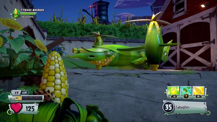 Plants vs Zombies Garden Warfare 2 002