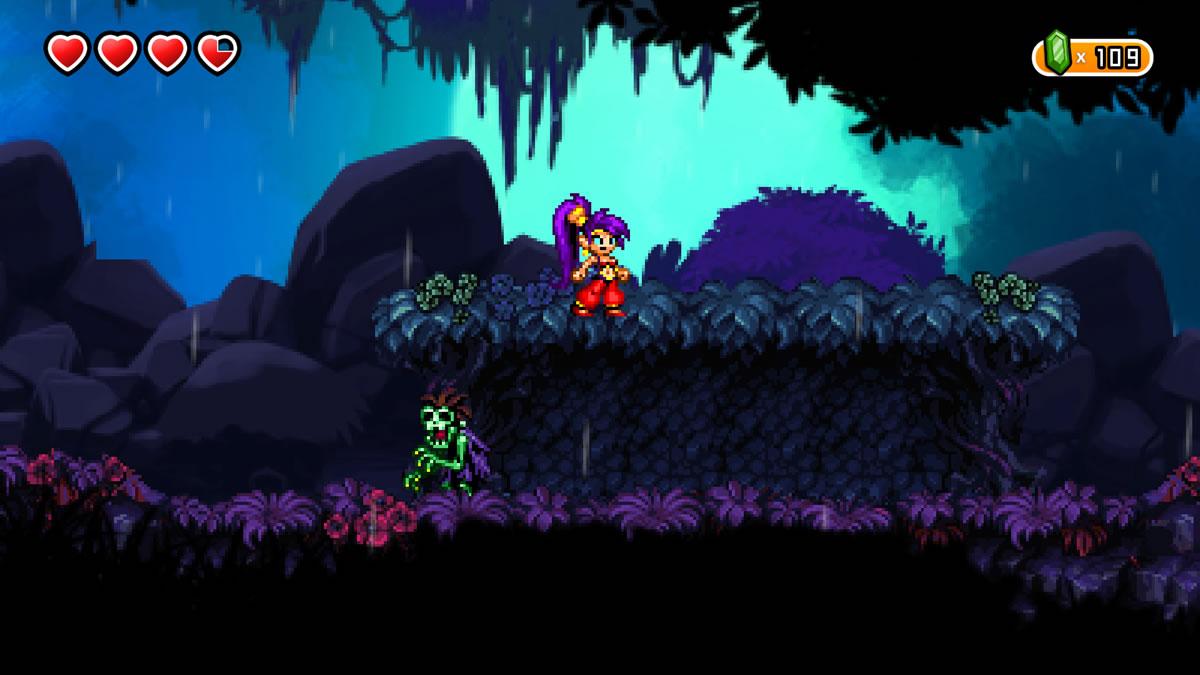 Shantae and the Pirate's Curse (2)