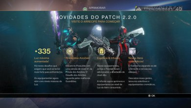 Destiny Update Abril
