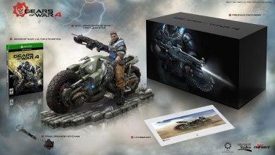 Photo of Gears of War 4 | Bônus de Pré-venda, Beta Aberto, Modo Escalation e a fantástica estatueta!