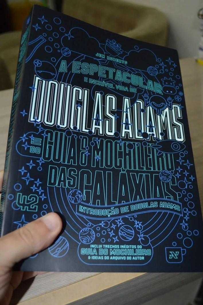 Jem Roberts - Espetacular Vida de Douglas Adams 005