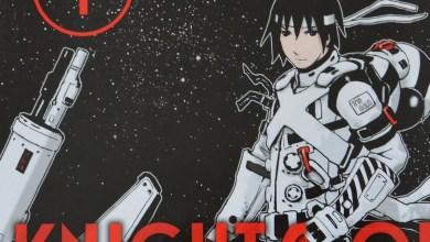 Foto de Knights of Sidonia – Vol. 01 | Terror espacial em tensas páginas de um mangá! (Impressões)