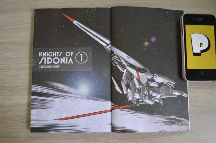 Knights of Sidonia 009