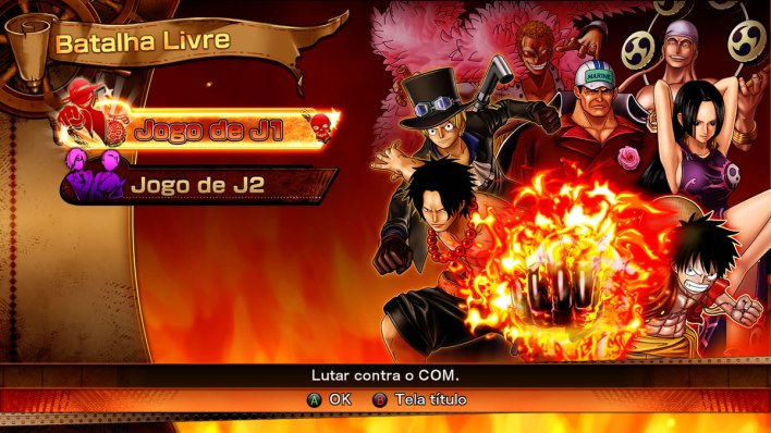ONE PIECE BURNING BLOOD - DEMO (21)