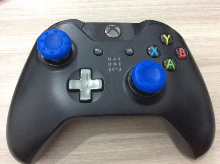 Controle Xbox One com Grip