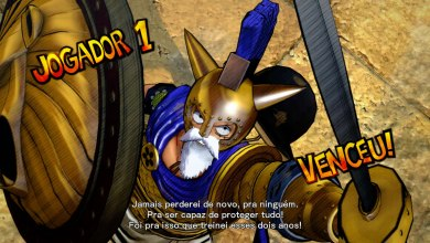 Foto de Golden Luffy | Como obter o DLC gratuito para One Piece Burning Blood? (Dica)