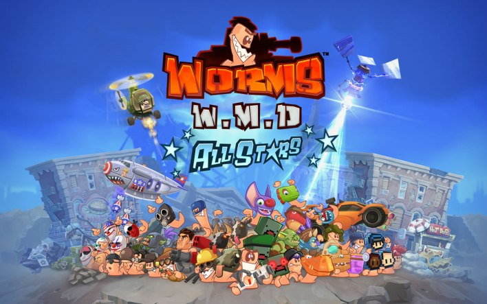Worms WMD_AllStars