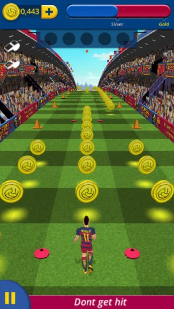 FC Barcelona Ultimate Rush 003