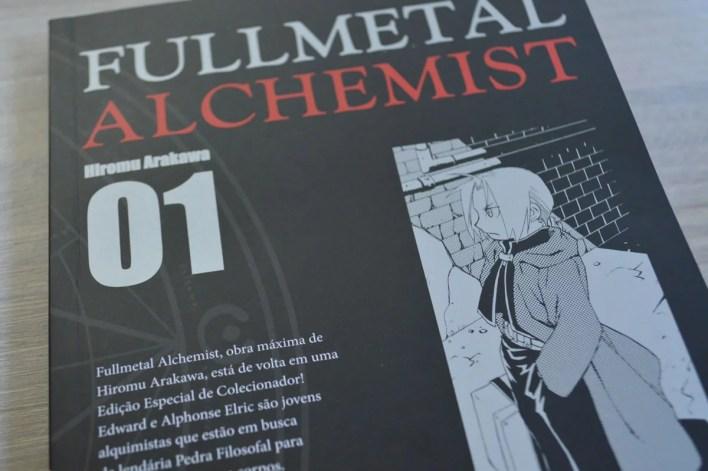 Fullmetal Alchemist 003