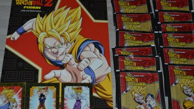 Foto de Galeria | Espiando os Cards do Álbum Ilustrado de Dragon Ball Z Fusion!