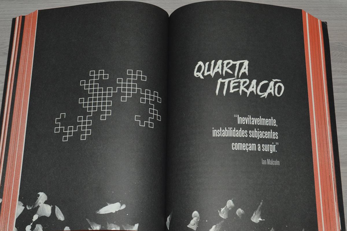 Jurassic Park Iteracao