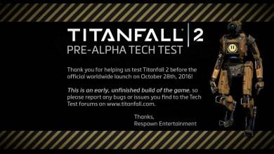 Photo of Pré-Alpha Titanfall 2 | 2ª semana do Teste Técnico Público do Multiplayer! (Agora sim!)