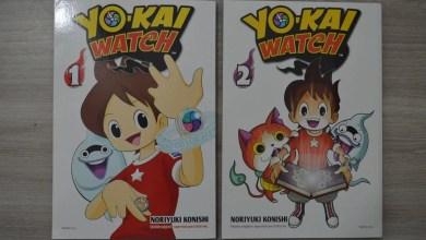 Foto de Yo-kai Watch – Vol. 01 e 02 | Aventuras de um garoto normal… ou quase! (Impressões)