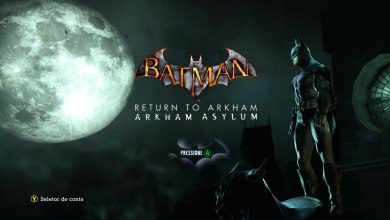 Photo of Batman Arkham Asylum | Impressões do game – 7 anos depois! (Return to Arkham)