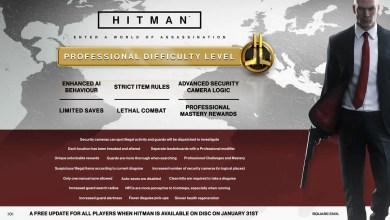 Photo of Hitman receberá atualização gratuita com novo nível de dificuldade!