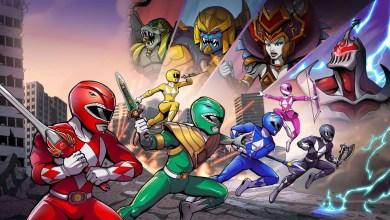 Foto de Saban's Mighty Morphin Power Rangers: Mega Battle é lançado!