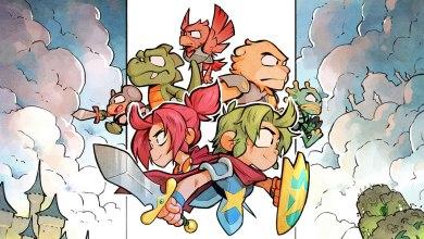 Photo of Wonder Boy: The Dragon's Trap | Surge a Wonder Girl e o lançamento em 18 de abril!