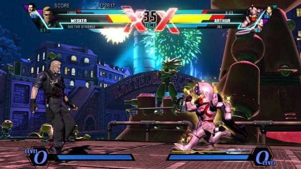 Ultimate Marvel vs Capcom 3 - 009