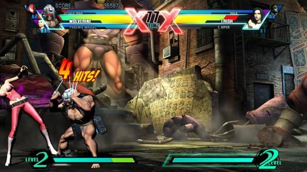 Ultimate Marvel vs Capcom 3 - 027
