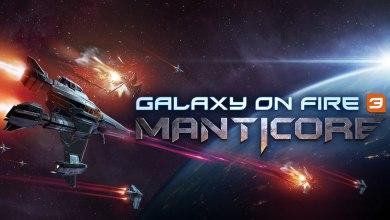 Photo of Galaxy on Fire 3 – Manticore já está disponível no Google Play