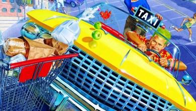 Foto de O clássico Crazy Taxi agora também faz parte da coleção SEGA Forever