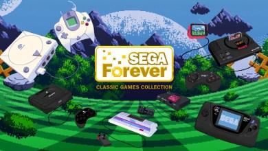 Photo of Sega Forever torna a viagem no tempo* possível e acessível à todos
