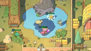 The Swords of Ditto - Screen 1