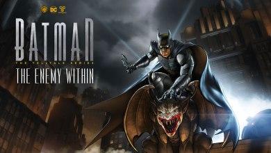 Foto de Telltale revela novos arcos de Batman, The Walking Dead e The Wolf Among Us