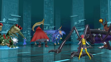 Photo of Novos personagens e modos de batalha revelados para Digimon Story Cyber Sleuth: Hacker's Memory