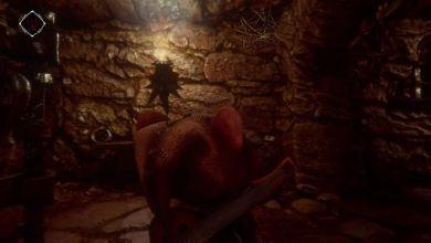 Foto de Minipost | Perambulando na prisão de ratos de Ghost of a Tale