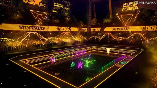 Laser League 003