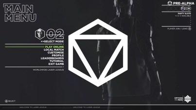 Laser League 008