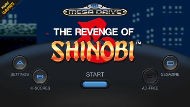 Photo of A vingança agora é plena com The Revenge of Shinobi nos celulares