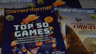 Foto de Game Informer 12 | Completando um ano por aqui… e a respeito de capas e sobrecapas