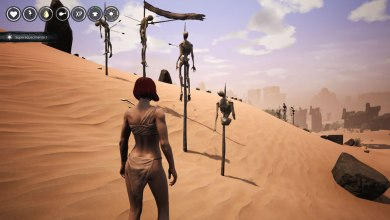 Foto de Conan Exiles está sofrendo um pouco no Xbox One (Relato)