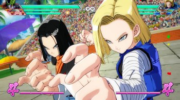 Dragon Ball FighterZ - Android 18 (2)