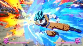 Dragon Ball FighterZ - SSGSS Goku (2)